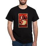 Obey the Saint Bernard! Dark T-Shirt