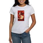 Obey the Saint Bernard! 2-sided Women's Tee