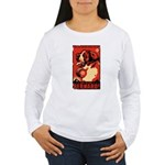 Saint Bernard! Women's Long Sleeve T-Shirt
