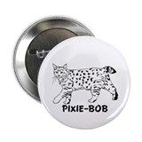 "Pixie-Bob 2.25"" Button (10 pack)"