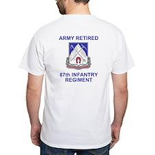 87th Infantry Regiment <BR>Retired SP5 - E5 *