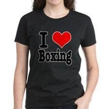 I Heart (Love) Boxing Tee