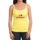 I LOVE AUBREY Ladies Top