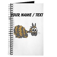 Custom Cat Journal