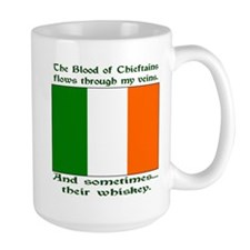 Irish Blood & Whiskey Coffee Mug