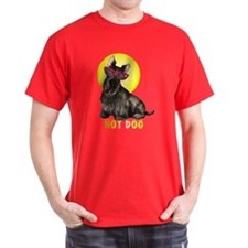 Summer Scottie T-Shirt