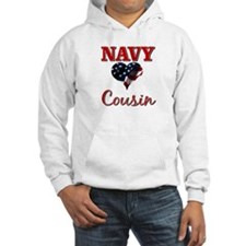 NAVY Cousin Hoodie