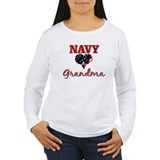 NAVY Grandma T-Shirt