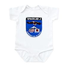 Spacelab J Infant Bodysuit