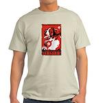 Obey the Saint Bernard! Light T-Shirt