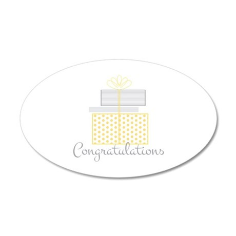 Congratulations Wall Decal