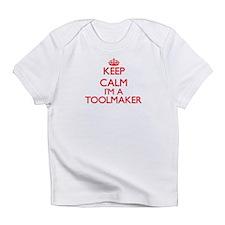 Keep calm I'm a Toolmaker Infant T-Shirt