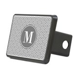 Monogrammed Hitch Covers