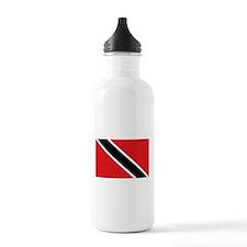 Trinidad flag Water Bottle