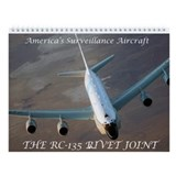 RC-135 Wall Calendar