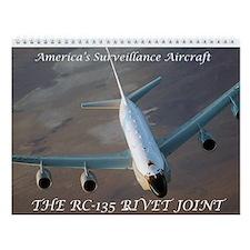 RC-135 Wall Calendar