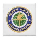 FAA Tile Coaster