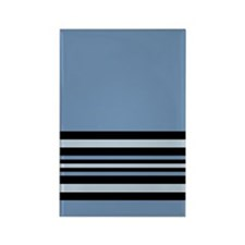 RAF Squadron Leader<BR> Rectangle Magnet