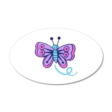SMALL BUTTERFLY Wall Decal