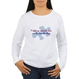 He Loves Me Back (Autism) T-Shirt