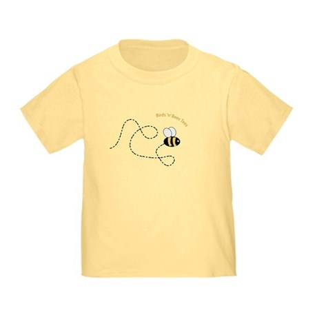 2nd Bee Flying Fancy Toddler T-Shirt