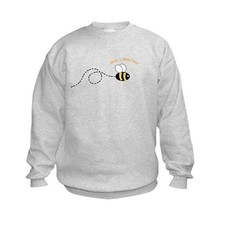 2nd Bee Loop Kids Sweatshirt