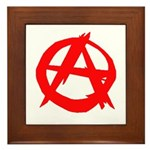 Anarchy Framed Tile