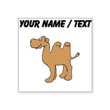 Custom Cartoon Camel Sticker