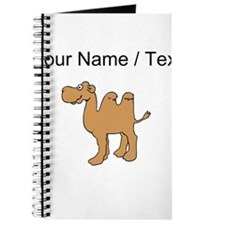 Custom Cartoon Camel Journal