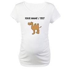 Custom Cartoon Camel Shirt