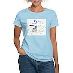 Fight Canine Cancer Women's Light T-Shirt