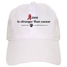 Fight Canine Cancer Baseball Cap