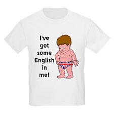"""English In Me"" T-Shirt"
