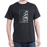 New York City, Chrysler building T-Shirt