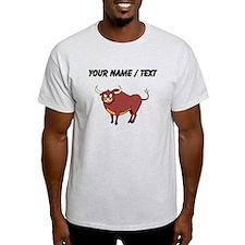 Custom Crosseyed Bull T-Shirt