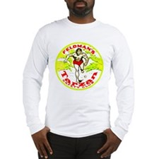 Tarzan Safety Club Long Sleeve T-Shirt