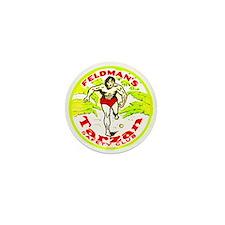 Tarzan Safety Club Mini Button