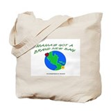 Eco Friendy EarthyGirl Original Reusable Totes