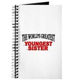 """The World's Greatest Youngest Sister"" Journal"