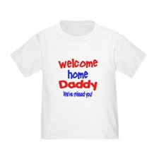Unique Military homecoming T
