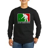 Major League Bocce (dark Shir T
