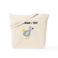 Custom Dodo Bird Tote Bag
