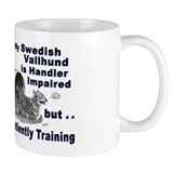 Swedish Vallhund Agility Coffee Mug