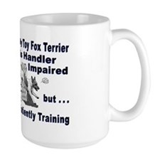 Toy Fox Terrier Agility Mug
