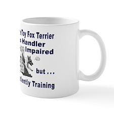 Toy Fox Terrier Agility Mug