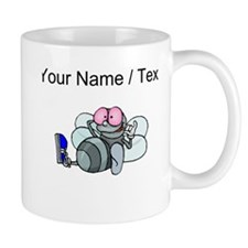 Custom Lazy Bee Mugs