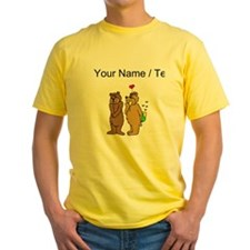 Custom Bears In Love T-Shirt