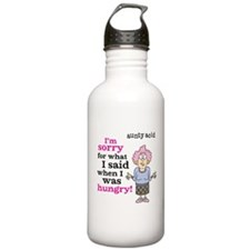 Aunty Acid: Hungry Water Bottle
