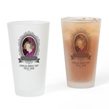 Elsa Mars Drinking Glass