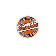 Franklin Beer-1938 Mini Button